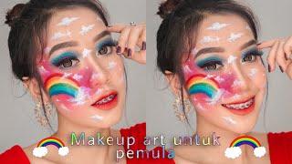 Makeup Art Pemula Gampang Ditiru!!❤️ || TRIMAR