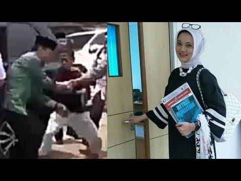 Beredar video penusukan Wiranto dari depan untuk bungkam posting nyinyir bininya Ikang Fawzi