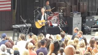 Andy Grammer - Biggest Man In Los Angeles (Live)