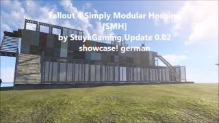lout 4 Simply Modular Housing by StuykGaming Update 0 02 Showcase German