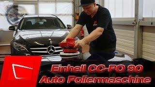 Einhell Auto Poliermaschine CC-PO 90 im Test Polieren für Anfänger und kleines Geld?