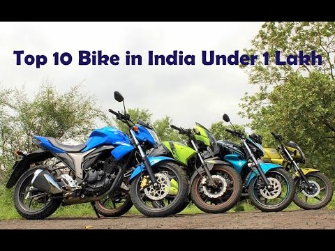Top 10 Bikes In India Under 1 Lakh With Mileage,Top Speed, Price And Specs