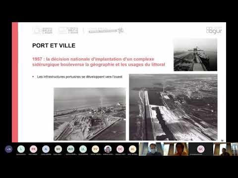 E.petit déj' Littoral - Enjeux portuaires, urbains et naturels