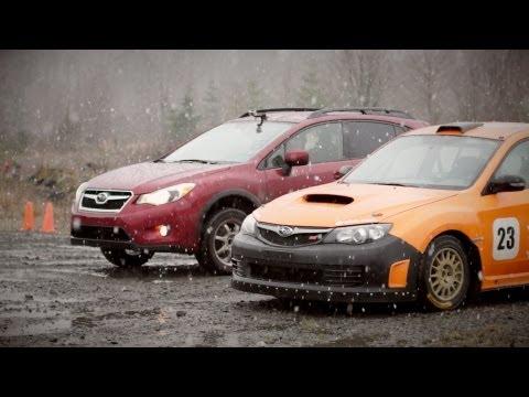 Subiesport TV - Megatest: Subaru XV Crosstrek vs Rally WRX STI