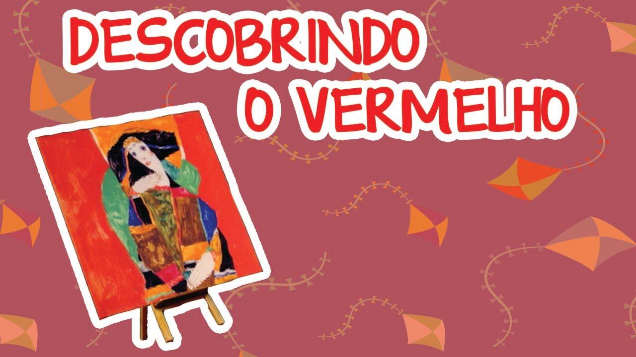 DESCUBRA O VERMELHO | BEBÊ MAIS CORES