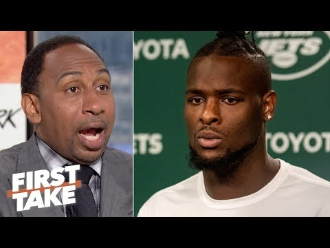 Le'Veon Bell shouldn't have opened his mouth on social media - Stephen A. | First Take