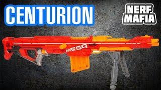 Нёрф Мега Центурион Обзор Бластера    Nerf Mega Centurion Overview Blasters