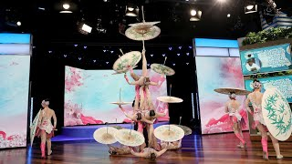 Cirque Mei Amazes with Their Incredible Talents