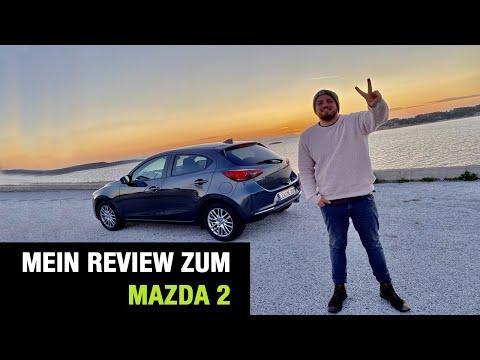 "2020 Mazda 2 Skyactiv-G 90 M Hybrid ""Sports-Line"" (90 PS) 🔋 Fahrbericht | FULL Review | Test-Drive."
