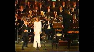 Pie Jesu - Sarah Brightman & Paul Miles-Kingston.wmv