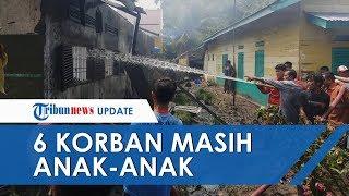Terungkap Identitas 7 Korban Tewas akibat Terbakarnya Pabrik Mancis di Binjai