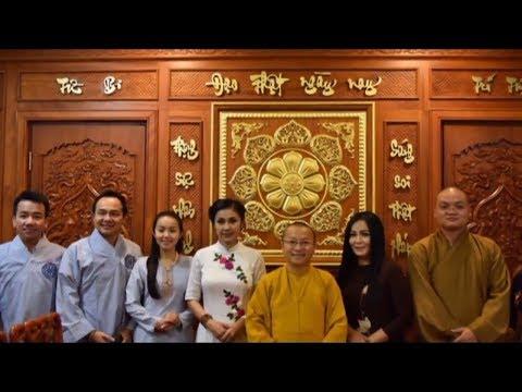 Khóa Tu ngày An Lạc của Chùa Giác Ngộ: Vì sao tôi theo Đạo Phật. Diễn Viên VIỆT TRINH