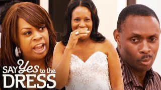 Bride Hasnt Seen The Groom In 12 Years | Say Yes To The Dress Atlanta