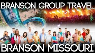Let Your Group Discover Branson Video