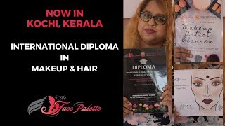 International Diploma in Makeup and Hair course to start from 13th May