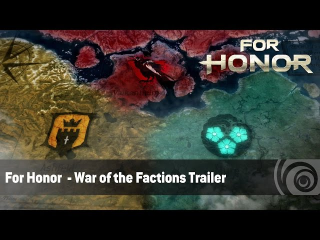 For Honor - Guerra de Facciones