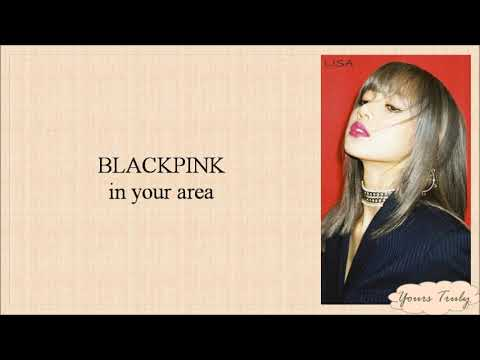 BLACKPINK - Kill This Love (Easy Lyrics)