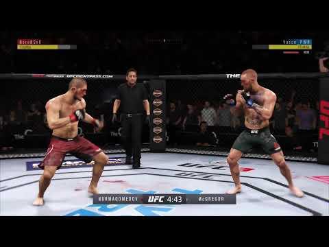 UFC 3 SK/CZ LIVE