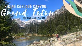 Hiking Grand Teton National Park // Cascade Canyon Day Hike