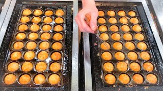 japanese street food - best TAKOYAKI compilation たこ焼き