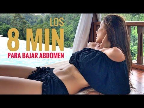 El vídeo como arreglar la grasa del interior de las caderas en las condiciones de casa
