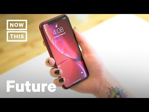 Apple's iPhone XR Smartphone Review | NowThis