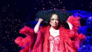 Diana Ross - The Look Of Love (with John Scarpulla) Wynn Encore Theater, Las Vegas NV, Feb 9, 2018