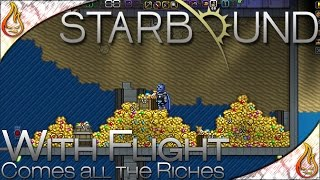 Starbound Play As An NPC Mod Spotlight - Самые лучшие видео