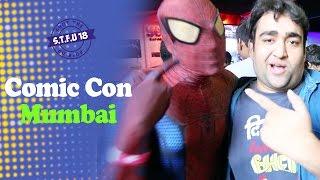 The Joker Doing Shah Rukh Khan's Dard De Disco - S.T.F.U. 18 @ Comic Con Mumbai