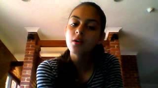 Dreams by Ashanti sung by Maddy H