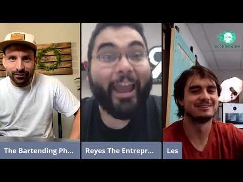 Reyes The Entrepreneur Reveals His Next Big Move! | Live Stream #5