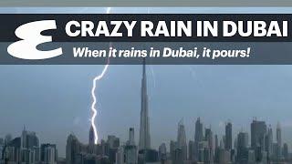 Why rain in Dubai is such a big problem