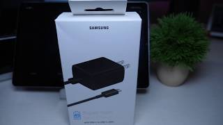 OFFICIAL Samsung 45W Super Fast Charger Review GALAXY NOTE 10 PLUS
