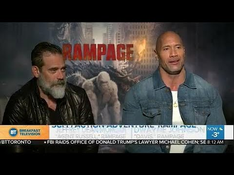 What to expect in sci-fi action-adventure film 'Rampage'
