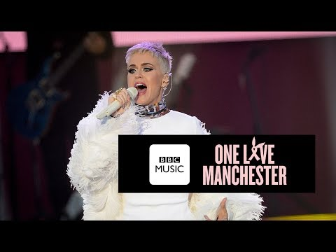 Katy Perry Roar One Love Manchester