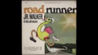 JR WALKER & THE ALL STARS   HOW SWEET IT IS (To Be Loved By You) - LP ROAD RUNNER - SOUL S 6070