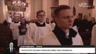 """Uklad Gdanski 7 Dziwna uroczystosc czyli """"pogrzeb"""""""