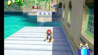 Super Mario Sunshine Operation Blue Coin - 3 durians