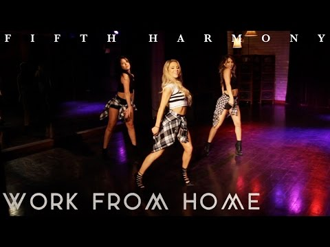 Fifth Harmony - Work From Home ft. Ty Dolla $ign (Dance Tutorial) | Mandy Jiroux