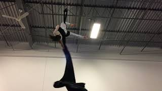 Aerial Silks Act - Sia Breathe