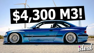 8 BEST Sports Cars Under $5,000