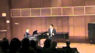I Hold Your Hand in Mine (Tom Lehrer) - Charles Hyland