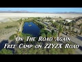 On the Road Again Camp at Zzyzx Road
