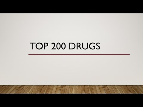 Download Top 200 Drugs Pronunciation (Generic names/ Brand names) Mp4 HD Video and MP3