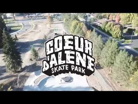 Coeur d Alene Skatepark Grand opening Promo