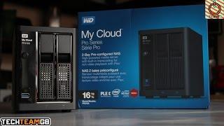 WD My Cloud Pro PR2100 Review