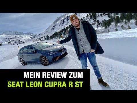 2020 Seat Leon Cupra R ST (300 PS)❄️ Fahrbericht | FULL Review | Test-Drift | Launch Control | Sound