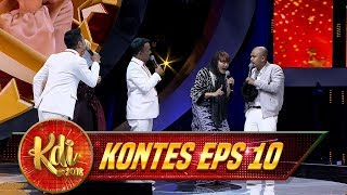 Wow Ada Siti Nurhalizah Dan Charlie KW Super Di Kontes KDI 2018  - Kontes KDI Eps 10 (17/8)