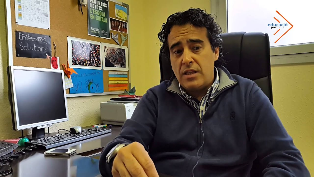 Dos grans eixos per a les diferents propostes d'innovació educativa - Jordi Musons