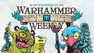 Warhammer Weekly 01152020 - Kharadron Overlord Review